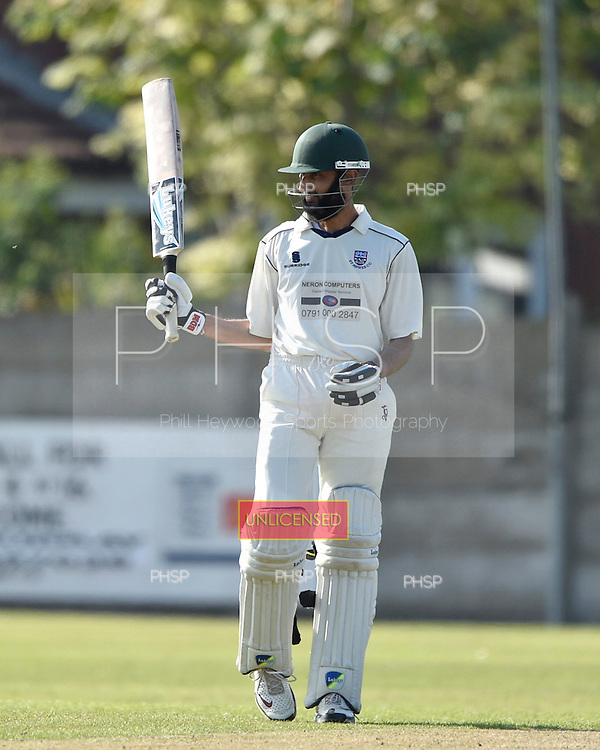 31/05/2014 St Annes CC v Penrith CC<br /> 50 celebration for Lukman Vahaluwala