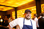 Kyle Knall, Maysville's chef