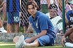 Inter Milan's Zlatan Ibrahimovic