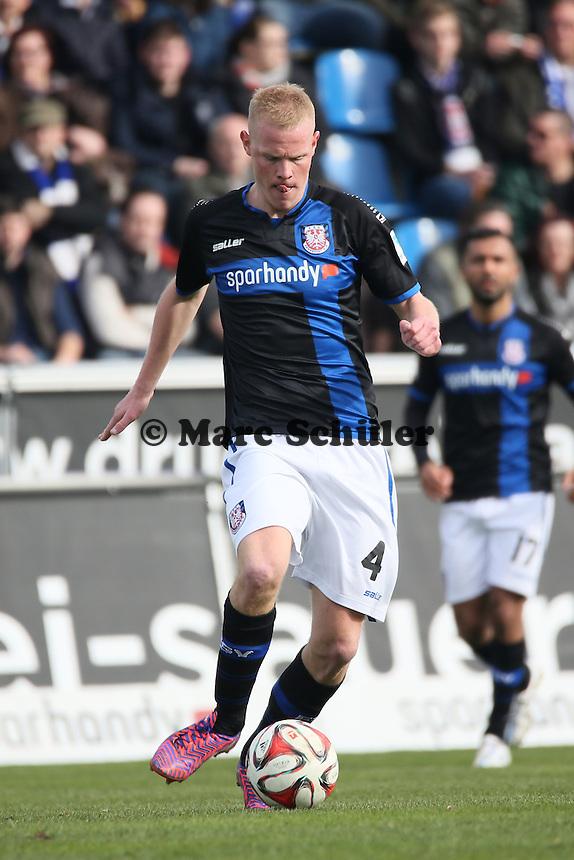 Tom Breugelsdijk (FSV) - FSV Frankfurt vs. SV Darmstadt 98, Frankfurter Volksbank Stadion