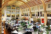 Interieur van Beursplein 5 in amsterdam
