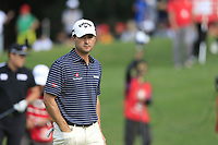 Kevin Kisner (USA) on the 16th during the final round of the WGC HSBC Champions, Sheshan Golf Club, Shanghai, China. 03/11/2019.<br /> Picture Fran Caffrey / Golffile.ie<br /> <br /> All photo usage must carry mandatory copyright credit (© Golffile | Fran Caffrey)