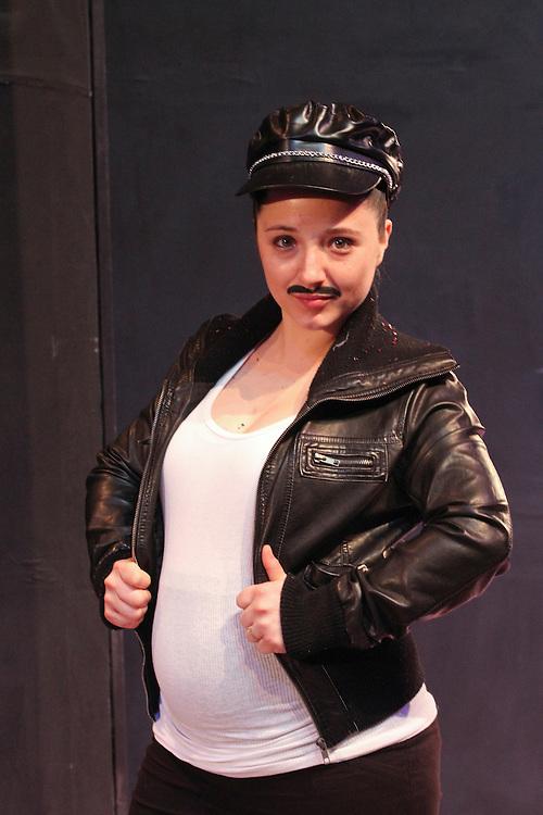 Vanessa O'Connor as Freddie Mercury of Queen