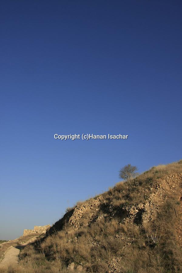 Israel, Shephelah, the southwestern corner of Tel Lachish