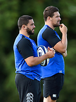 Lucas Noguera Paz of Bath Rugby looks on. Bath Rugby pre-season training on August 8, 2018 at Farleigh House in Bath, England. Photo by: Patrick Khachfe / Onside Images