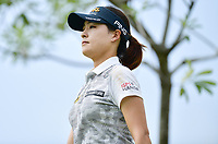 SINGAPORE - FEBRUARY 01: In Gee Chun of South Korea walking-up the 6th during the second round of the HSBC Women's World Championship 2019 at Sentosa Golf Club - Tanjong Course, Singapore on March 01, 2019.<br /> .<br /> .<br /> .<br /> (Photo by: Naratip Golf Srisupab/SEALs Sports Images)<br /> .<br /> Any image use must include a mandatory credit line adjacent to the content which should read: Naratip Golf Srisupab/SEALs Sports Images