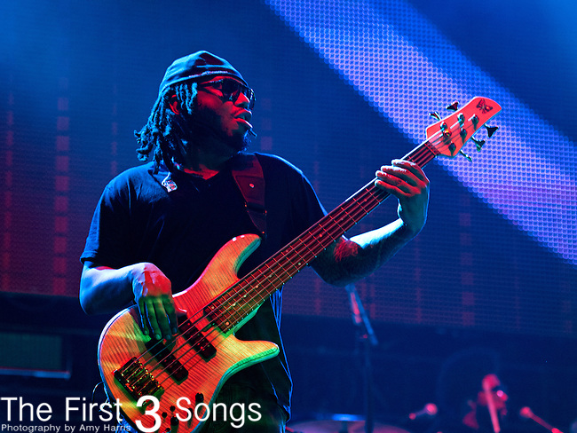 Mark Kelley of The Roots performs during the 2014 Essence Festival at the Mercedes-Benz Superdome in New Orleans, Louisiana.