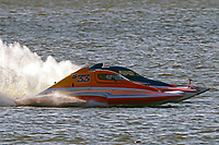"Doug Martin,S-33 ""Keen's Sunday Money"" and S-55 Alexis Weber (2.5 Litre Stock hydroplane(s)"