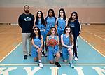 2-5-20, Skyline High School girl's junior varsity basketball team