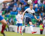 Martyn Waghorn returns from injury