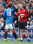 David Weir and Niko Kranjcar