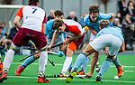 ALMERE - Hockey - Hoofdklasse competitie heren. ALMERE-HGC (0-1) . JPatrick Houben (Almere)  COPYRIGHT KOEN SUYK