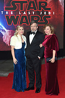 "Mark Hamill<br /> arriving for the ""Star Wars: The Last Jedi"" film premiere at the Royal Albert Hall, London.<br /> <br /> <br /> ©Ash Knotek  D3363  12/12/2017"