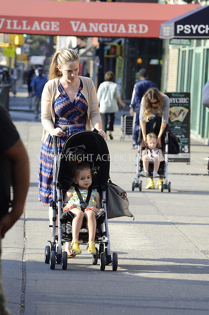 WWW.ACEPIXS.COM......September 14, 2012, New York City, NY.....Sarah Jessica Parker and her twin daughters out and about on September 14, 2012 in New York City...........By Line: Curtis Means/ACE Pictures....ACE Pictures, Inc..Tel: 646 769 0430..Email: info@acepixs.com