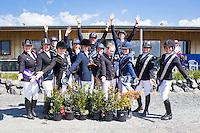 03-2015 NZL-AMDG Festival Of Dressage: Clevedon