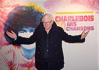David McNeil - Representation Robert Charlebois au theatre Bobino - 11 avril 2016 - Paris - France