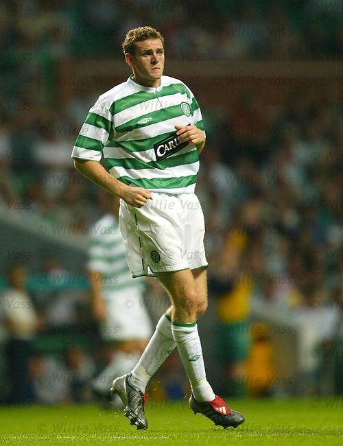 Craig Beattie, Celtic.Stock season 2003-04..pic willie vass