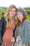 Noreen and Julie Johnston, Dingle at the Dingle Races on Sunday.