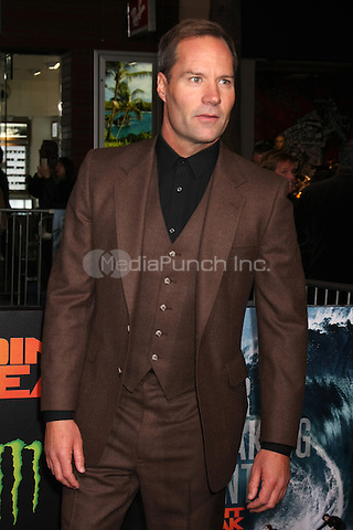 "HOLLYWOOD, CA - DECEMBER 15: BoJesse Christopher at the ""Point Break"" Premiere at the TCL Chinese Theater in Hollywood, California on December 15, 2015. Credit: David Edwards/MediaPunch"