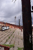 23/06/2000 Blackpool FC Bloomfield Road Ground..Kop home section.......© Phill Heywood.