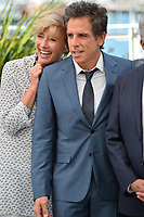 Emma Thompson &amp; Ben Stiller at the photocall for &quot;The Meyerowitz Stories&quot; at the 70th Festival de Cannes, Cannes, France. 21 May 2017<br /> Picture: Paul Smith/Featureflash/SilverHub 0208 004 5359 sales@silverhubmedia.com