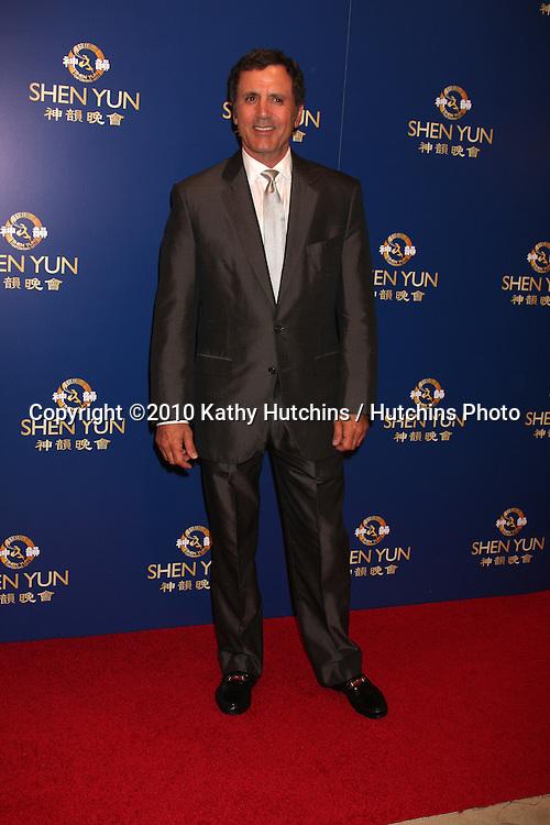 Frank Stallone.arrives at the SHEN YUN PERFORMING ARTS SHOW.Dorothy Chandler Pavilion.Los Angeles, CA.July 8, 2010.©2010 Kathy Hutchins / Hutchins Photo.....