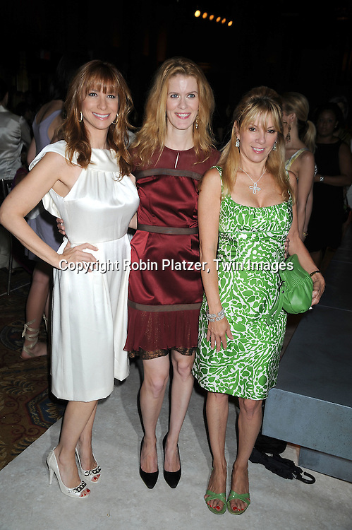 Real Housewives of New York, Jill Zarin, Alex McCord and Ramona Singer