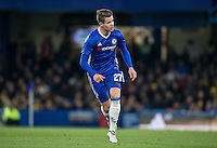 Marco Van Ginkel of Chelsea during the The Checkatrade Trophy match between Chelsea U23 and Oxford United at Stamford Bridge, London, England on 8 November 2016. Photo by Andy Rowland.