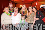 Pictured at Elvis concert at the INEC, Killarney, on Saturday were l-r: Noreen Heffernan, Maurice Heffernan, Breda Hickman, Sharon Heffernan and Nathan Heffernan, Mary Laden Kathy O'Shea