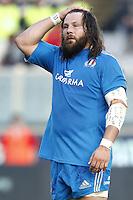 Firenze 24/11/2012 ..Rugby test match Stadio Franchi Italia vs Australia ..Nella foto Martin Castrogiovanni..Photo Matteo Ciambelli / Insidefoto