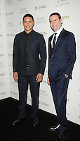 NEW YORK, NY-July 14: Trevor Noah, Alexandre Ricard at Chivas Regal presents The Venture Grand Finale at Pier 59 West Side Highway in New York. NY July 14, 2016. Credit:RW/MediaPunch