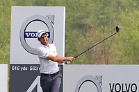 Edoardo Molinari (ITA) in action during the final round of the Volvo China Open played at Topwin Golf and Country Club, Huairou, Beijing, China 26-29 April 2018.<br /> 29/04/2018.<br /> Picture: Golffile | Phil Inglis<br /> <br /> <br /> All photo usage must carry mandatory copyright credit (&copy; Golffile | Phil Inglis)