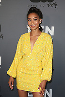 BEVERLY HILLS, CA - AUGUST 4: Samantha Logan, at The CW's Summer TCA All-Star Party at The Beverly Hilton Hotel in Beverly Hills, California on August 4, 2019. <br /> CAP/MPI/FS<br /> ©FS/MPI/Capital Pictures