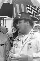A. J. Foy Jr. at the 1983 24 Hours of Daytona , Daytona Internationa Speedway, Daytona Beach, FL, February 1-2, 1983.  (Photo by Brian Cleary / www.bcpix.com)