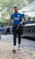 Preston North End player arriving at the Madejski Stadium<br /> <br /> Photographer David Horton/CameraSport<br /> <br /> The EFL Sky Bet Championship - Reading v Preston North End - Saturday 19th October 2019 - Madejski Stadium - Reading<br /> <br /> World Copyright © 2019 CameraSport. All rights reserved. 43 Linden Ave. Countesthorpe. Leicester. England. LE8 5PG - Tel: +44 (0) 116 277 4147 - admin@camerasport.com - www.camerasport.com