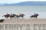 Action at Glenbeigh races on Sunday afternoon