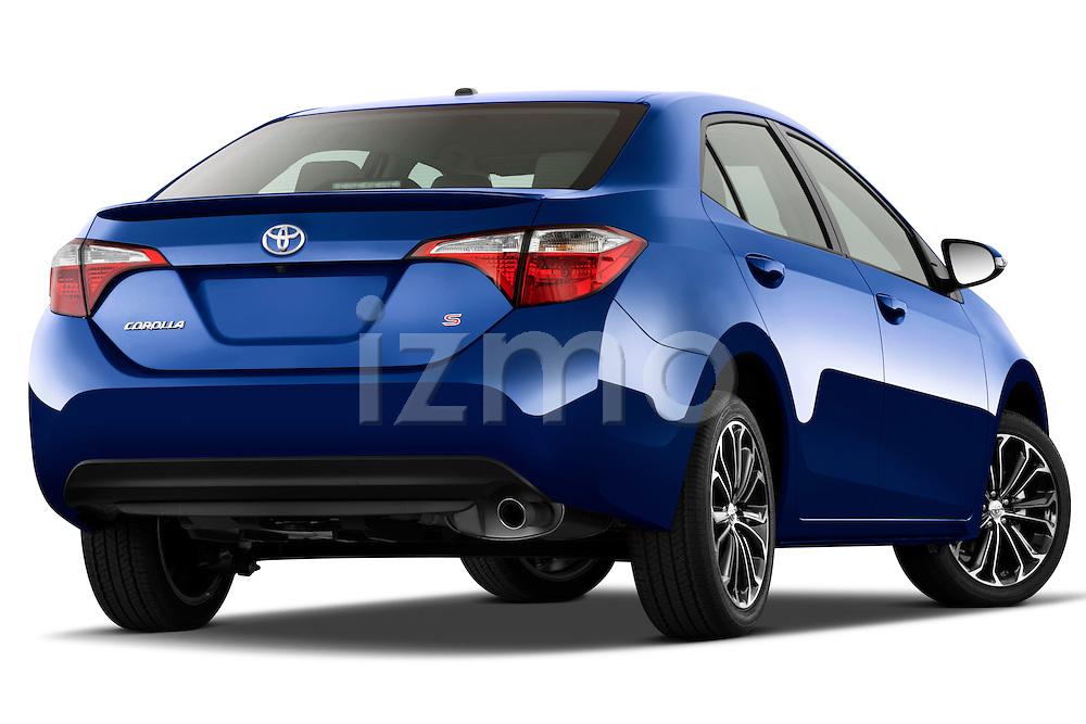 2014 Toyota Corolla S Sedan
