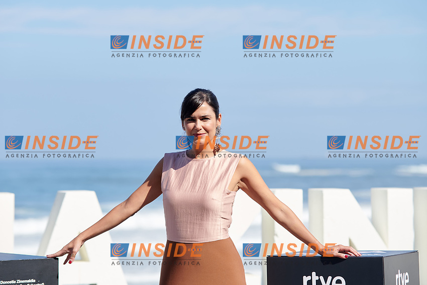Elena Sanchez attent the Photocall of 'Adios' during the 67th San Sebastian Donostia International Film Festival - Zinemaldia.September 26,2019.(ALTERPHOTOS/Yurena Paniagua)<br /> Photo Alterphotos / Insidefoto <br /> ITALY ONLY