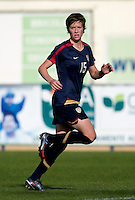 Megan Rapinoe.  The USWNT defeated Iceland, 1-0, at Ferreiras, Portugal.