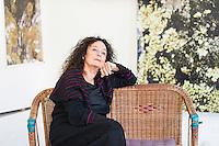 Ingeborg Lüscher, Artist, Tegna
