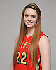 Danielle Cosgrove of Sachem East poses for a portrait during the Newsday All-Long Island varsity girls basketball photo shoot at company headquarters on Tuesday, Mar. 29, 2016.