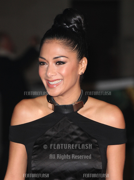 Nicole Scherzinger arriving at the World Premiere of Jack Reacher, at Odeon Leicester Square, London. 10/12/2012 Picture by: Alexandra Glen / Featureflash