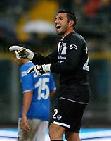 17-10-2010 Brescia italia sport calcio<br /> Brescia-Udinese Calcio Serie A<br /> nella foto Matteo Sereni<br /> foto Prater/Insidefoto