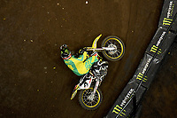 SX1 / Ricky Carmichael<br /> Monster Energy Aus-XOpen<br /> Supercross &amp; FMX International<br /> Qudos Bank Arena, Olympic Park NSW<br /> Sydney AUS Sunday 12  November 2017. <br /> &copy; Sport the library / Jeff Crow