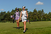 Luna Sobron Galmes (ESP) heads to 3 during round 1 of the 2018 KPMG Women's PGA Championship, Kemper Lakes Golf Club, at Kildeer, Illinois, USA. 6/28/2018.<br /> Picture: Golffile | Ken Murray<br /> <br /> All photo usage must carry mandatory copyright credit (&copy; Golffile | Ken Murray)
