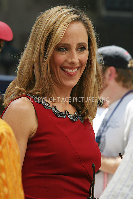 WWW.ACEPIXS.COM . . . . .  ....July 16 2008, New York City....Actor Kim Raver was on the midtown set of the TV show 'Lipstick Jungle' on July 16 2008 in New York City....Please byline: AJ Sokalner - ACEPIXS.COM..... *** ***..Ace Pictures, Inc:  ..te: (646) 769 0430..e-mail: info@acepixs.com..web: http://www.acepixs.com