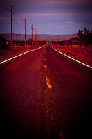 Red Roads in Arizona