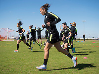 USWNT Training, February 18, 2016