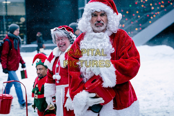 Bad Santa 2 (2016)<br /> Tony Cox stars as Marcus Skidmore, Kathy Bates as Sunny Soke and Billy Bob Thornton as Willie Soke <br /> *Filmstill - Editorial Use Only*<br /> CAP/KFS<br /> Image supplied by Capital Pictures