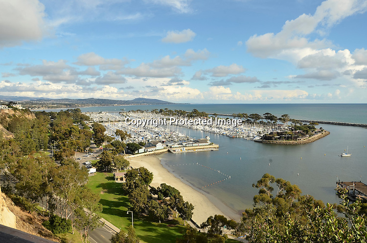 Stock photo of Dana Point California